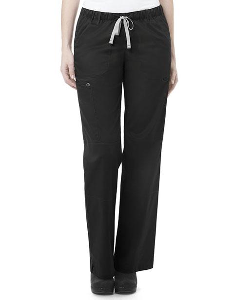 WonderWink WonderWORK Women's Straight Leg Cargo Pant