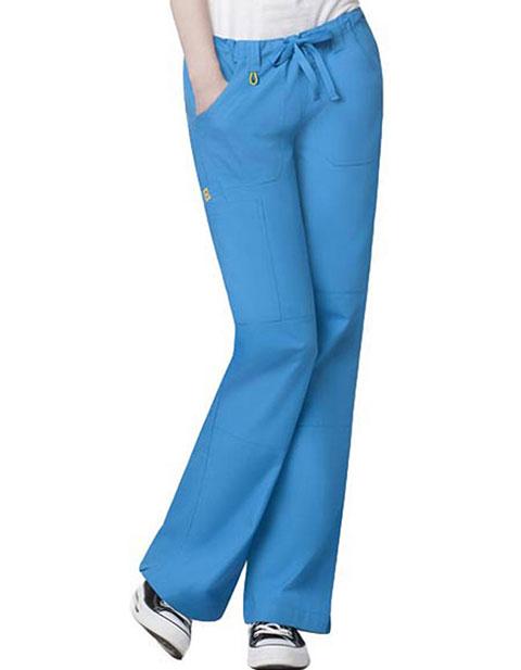 Wink Scrubs Petite Origins Lady Fit The Tango Nurse Scrub Pants