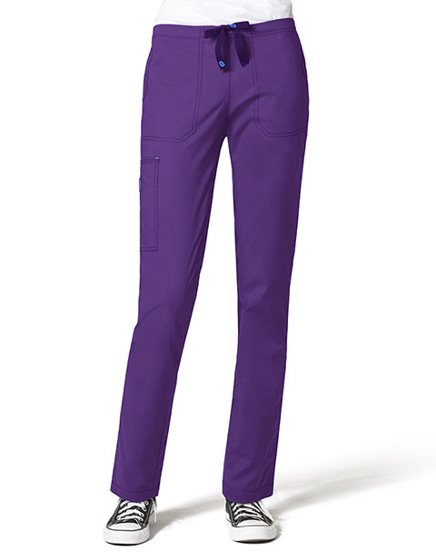 Wink Scrubs Women's Slim Straight Scrub Pant