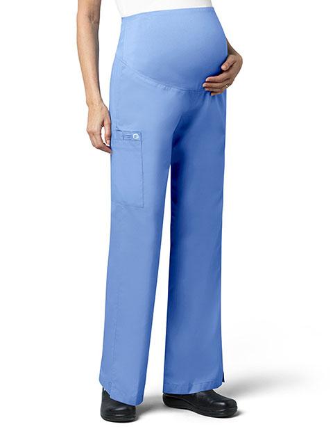 WonderWink WonderWork Women's Cargo Maternity Pant