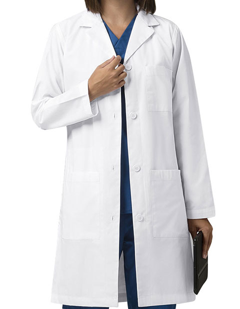 Wink Scrubs Women's Long Lab Coat