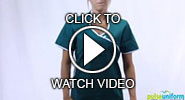 video - adar fashion scrubs