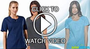 video - workwear fashion tops