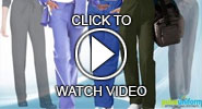 dickies scrub pants video