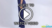 landau scrub pants video