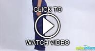 landau scrub pants video