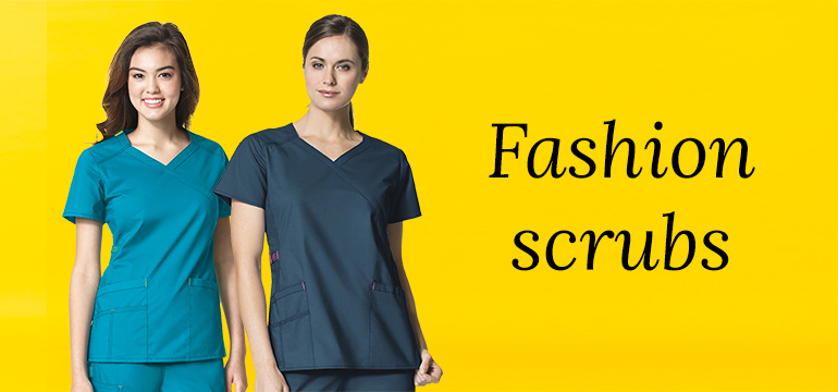 All You Need To Know About Fashion Scrubs
