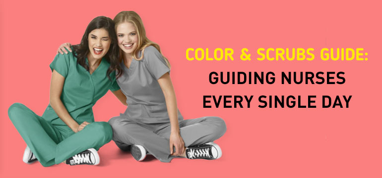 When Choosing Colors For Your Scrubs
