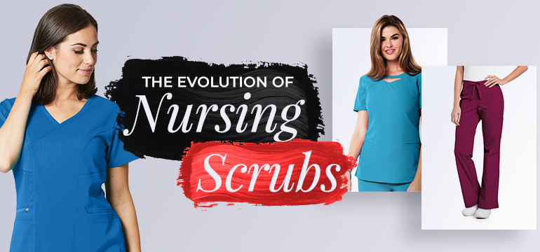 The Evolution of Nursing Uniform Scrubs