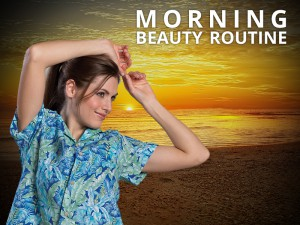 morning-beauty-routine