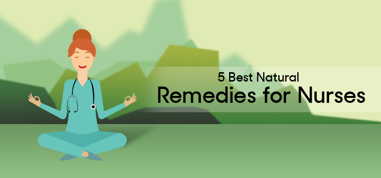 5 Natural Remedies for Nurses' Feet Pain