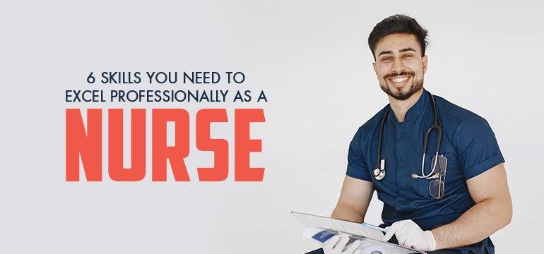 professional skills of nurse